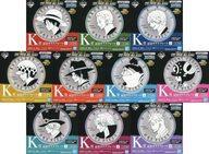 【中古】皿・茶碗(キャラクター) 全10種セット 記念ガラスプレート 「一番くじ ワンピース ONE PIECE ALL STAR」 K賞