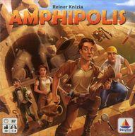 【中古】ボードゲーム [日本語訳無し] アンフィポリス 多言語版 (Amphipolis)