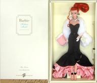 【中古】ドール ザ・サイレン バービー(初期不良未対応版) 「Barbie -バービー-」 ファッションモデルコレクション ゴールドラベル
