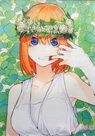 【中古】タペストリー 中野四葉 B2タペストリー 「五等分の花嫁展」
