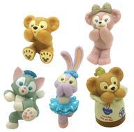 【中古】トレーディングフィギュア 全5種セット 「Duffy and Friends Let's Play Hide and Seek」 東京ディズニーシー限定