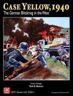 【中古】ボードゲーム [日本語訳無し] フランス侵攻計画 1940 (Case 黄 1940: The German Blitzkrieg in the West)