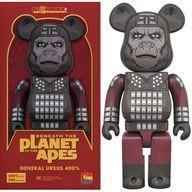 【中古】フィギュア BE@RBRICK-ベアブリック- GENERAL URSUS-ウルサス将軍- 400% 「猿の惑星」【タイムセール】