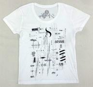 【中古】Tシャツ(男性アイドル) シド シドギャTシャツ ホワイト Sサイズ 「SID 15th Anniversary LIVE HOUSE TOUR 2018」