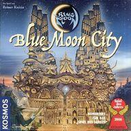 【中古】ボードゲーム [ランクB] ブルームーンシティ (青 Moon City) [日本語訳付き]【エントリーでポイント10倍!(12月スーパーSALE限定)】