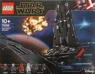 【エントリーでポイント10倍!(9月11日01:59まで!)】【中古】おもちゃ LEGO カイロ・レンのパーソナルシャトル 「レゴ スター・ウォーズ」 75256