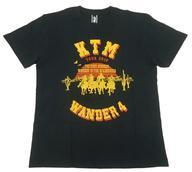 【中古】Tシャツ(男性アイドル) ケツメイシ KTM TOUR Four Gunmen Tシャツ ブラック Sサイズ 「KTM TOUR 2019 荒野をさすらう4人のガンマン」