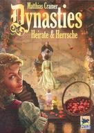 【中古】ボードゲーム ダイナスティ (Dynasties: Heirate&Herrsche) [日本語訳付き]
