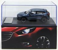 【中古】ミニカー 1/43 Mazda CX-5 2015(ブルーリフレックスマイカ) 「魂動」 [42B]【タイムセール】