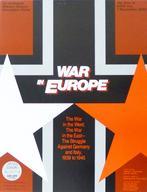 【中古】ボードゲーム [破損品/付属品欠品] 第二次欧州大戦 日本語版 (War in Europe)