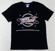 """【中古】Tシャツ(女性アイドル) sphere-スフィア- ツアーTシャツ(Autumn) ブラック XXLサイズ 「LAWSON presents Sphere live tour 2017 """"We are SPHERE!!!!""""」 追加グッズ"""