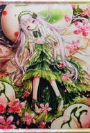 【中古】タペストリー 桜瑞雪STELLATO -抹茶ver.-(てぃんくる) B2タペストリー