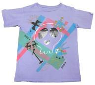 【中古】Tシャツ(男性アイドル) 森本千絵デザイン コラージュTシャツ#2-リバイバル- ライラック Mサイズ 「ap bank fes '18」