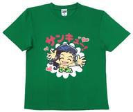【中古】Tシャツ(キャラクター) ララ Tシャツ グリーン Lサイズ 「ストリートファイターV」 イーカプコン限定