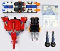 【中古】おもちゃ [破損品/箱欠品] 電神合体DXゴッドゼノン 「電光超人グリッドマン」