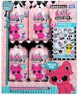 【新品】おもちゃ L.O.L サプライズ! メイクオーバーシリーズ ファジーペット 7サプライズ【タイムセール】