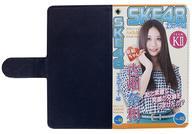 【中古】携帯ジャケット・カバー(女性) 古畑奈和(SKE48) 個別手帳型スマートフォンケース2018 TypeA AKB48グループショップ予約限定