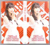 【中古】フォトフレーム・アルバム(女性) 中井りか(NGT48) 個別3段フォトアルバムVer.4 AKB48グループショップ予約限定