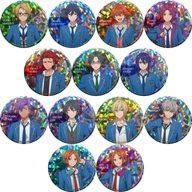 【中古】バッジ・ピンズ(キャラクター) 全13種セット アニメ化記念缶バッジvol.1 「あんさんぶるスターズ!」