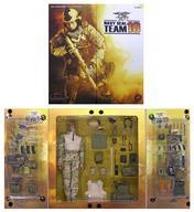 【中古】フィギュア U.S. NAVY SEAL TEAM 10-米海軍 海軍特殊戦グループ2 チーム10- 1/6 アクションフィギュア【タイムセール】