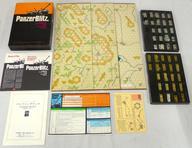 【中古】ボードゲーム [破損品/ユニット切り離し済] パンツァーブリッツ 英語版 (PanzerBlitz) [日本語訳付き]