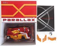 【中古】おもちゃ [破損品/付属品欠品] TFX-04 Protector -プロテクター- 「TF-PaRaLLaX」