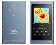 【中古】ポータブルオーディオ ウォークマン Aシリーズ We are SPHEREモデル 16GB (ムーンリットブルー) [NW-A45/SPH] (状態:USBケーブル・WM-PORTキャップ欠品)
