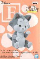 中古 フィギュア フィガロ ディズニー Cutte Figaro Puffy~Marie 超人気 専門店 Dinah~ Fluffy 未使用品