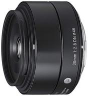 【中古】カメラ SIGMA マイクロフォーサーズ用 標準レンズ 30mm F2.8 DN Art (ブラック) [013]