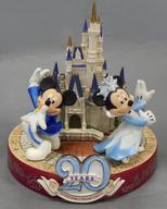 【正規品】 フィギュア ミッキーマウス&ミニーマウス 20th THE KINGDOM OF DREAMS & MAGIC 「ディズニー」 フィギュアリン 東京ディズニーランド限定, COOLA b5c62a8a