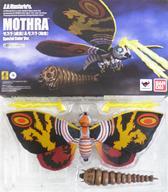 【中古】フィギュア [破損品] S.H.MonsterArts モスラ(成虫)&モスラ(幼虫) Special Color Ver. 「ゴジラVSモスラ」 魂ウェブ商店限定【タイムセール】