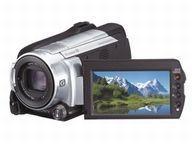 【エントリーでポイント10倍!(4月16日01:59まで!)】【中古】デジタルビデオカメラ デジタルHDビデオカメラレコーダー ハンディーカム XR500V 120GHDD シルバー[HDR-XR500V(S)] (状態:バッテリーパック欠品)