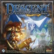【中古】ボードゲーム [日本語訳無し] ディセント~闇の世界への旅立ち~ 第2版 (Descent: Journeys in the Dark Second Edition)