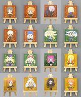 【エントリーでポイント最大19倍!(5月16日01:59まで!)】【中古】小物(キャラクター) 全16種セット 「Fate/Grand Order Design produced by Sanrio トレーディングぷちキャンバスコレクション」