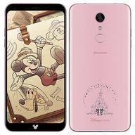 【中古】携帯電話 スマートフォン Disney Mobile on docomo DM-01K (ピンク) [DM-01K(P)] (状態:オリジナルカバー欠品/本体状態難)
