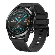 【中古】スマートウォッチ HUAWEI WATCH GT2 46mm Sport (Matte Black) [WATCH GT2 46MM/BK]