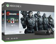 【中古】Xbox Oneハード Xbox One X本体 (Gears 5 同梱版)