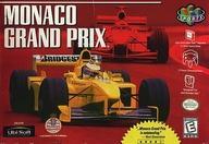 【中古】N64ソフト 北米版 MONACO GRAND PRIX(国内版本体動作不可)