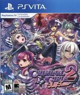 【中古】PSVITAソフト 北米版 CRIMINAL GIRLS2:PARTY FAVORS[Limited Edition](18歳以上対象・国内版本体動作可)