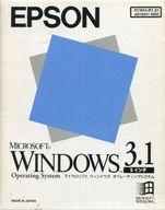 【エントリーでポイント最大27倍!(6月1日限定!)】【中古】Windows3.1 5FDソフト Microsoft Windows3.1 オペレーティングシステム