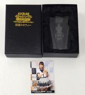 【エントリーでポイント最大19倍!(5月16日01:59まで!)】【中古】小物(女性) 渋谷凪咲(NMB48)/60位 個別レプリカトロフィー 「AKB48 49thシングル選抜総選挙~まずは戦おう!話はそれからだ~」 AKB48グループショップ予約限定