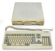 【エントリーでポイント10倍!(4月28日01:59まで!)】【中古】PC-8801ハード PC-8801FE本体