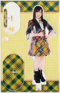 【エントリーでポイント最大19倍!(5月16日01:59まで!)】【中古】小物(女性) 永野芹佳 超BIGアクリルスタンド(1808) AKB48 CAFE&SHOP予約限定