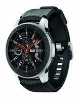【中古】スマートウォッチ 日本サムスン Galaxy Watch 46mm (シルバー) [SM-R800NZSAXJP]