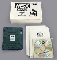 【エントリーでポイント最大27倍!(6月1日限定!)】【中古】MSXハード 1 chip MSX(1チップMSX)(状態:動作不良品 ※詳細については備考をご覧ください)