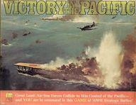 【中古】ボードゲーム [破損品/ユニット切り離し済み] 太平洋の覇者 (Victory in the pacific) [日本語訳付き]