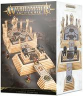 【新品】ミニチュアゲーム シグマーの支配権: 堅忍不抜の暴風地下保管室 「ウォーハンマー エイジ・オヴ・シグマー」 (Dominion of Sigmar: The Enduring Stormvault) [64-86]【タイムセール】