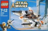 【エントリーでポイント10倍!(9月11日01:59まで!)】【中古】おもちゃ LEGO Revel Snowspeeder -レベル・スノースピーダー- 「レゴ スター・ウォーズ」 4500