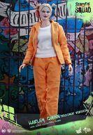 【中古】フィギュア [パーツ欠品] ハーレイ・クイン(囚人版) 「スーサイド・スクワッド」 ムービー・マスターピース 1/6 アクションフィギュア【タイムセール】