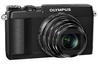 【中古】カメラ OLYMPUS デジタルカメラ STYLUS SH-1 1600万画素 (ブラック) [SH-1 BLK]